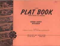 Title Page, Vernon County 1960